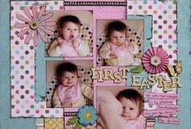 Scrapbooking-Easter / by Lisa Meyer