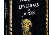 Fábulas y leyendas de Japón / ilustraciones del libro