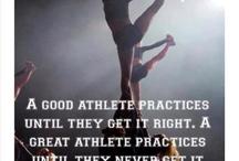 Cheerleading / by Krishna Farmer