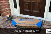 The Stair Barrier 2015! / The Stair Barrier is officially on sale Jan. 5!