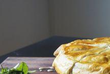 Pie and quiche #Råvarecirkus