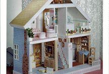 dolls miniatures / Doll houses, doll miniature
