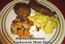 Bookworm Mom Recipes