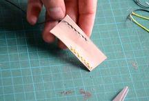 Como coser Cuero