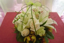 Flower Arrangements / Different flower arrangements for various events and occasions throughout the year