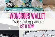 Free Wallet Patterns