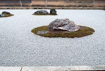 Zen Garden / Japanese rock garden