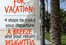 Travel / Destinations and Travel Tips for Parents