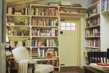 Cosy book rooms