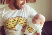 Matching outfits met kinderen