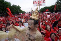 Thailand verdeeld na de coup van 1932