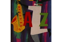 PBL Jazz / by Ann Charlotte Schumm