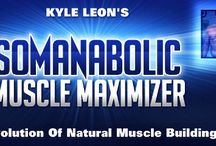 Muscle Building Program / BUILD LEAN MUSCLE MASS WITHOUT GAINING EXTRA FAT !! EASY FAST AND NATURAL / by ben riesen