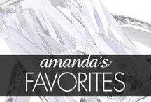 Amanda's Favorites / Amandas's top pics, inspiration and styles! / by Inspired Silver