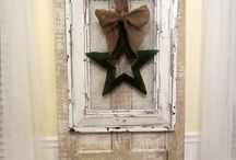 Picture Frame Upcycled