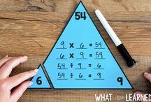 Montessori - matematyka