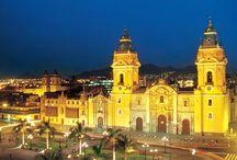 Sights of Lima / by Constructora e Inmobiliaria Rischmöller