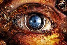 The eyes don't lie / by Sarah Denton