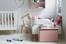 *SHARED SPACES* / Ideas for creating beautiful shared spaces for kids - siblings, twins...