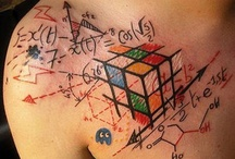 Nerd/Geek Tattoos / Just some random tv, movies, books, comics, games or just nerd tattoos. That's 2 things I love emerged / by Carla