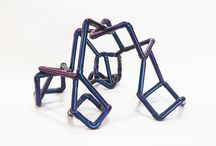 Tsunami Sculpture Series By Gilbert Boro