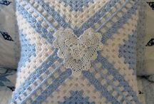 Crochet Patterns pillow