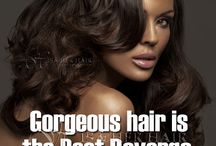 Quotes about hair / Best quotes about the hair