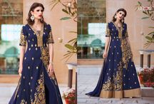 2605 Gulzar 2 Embroidered Party wear Ready made Salwar Kameez