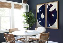 Dining room wall color