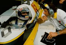 ALAIN PROST / PILOTO FRANCES F1
