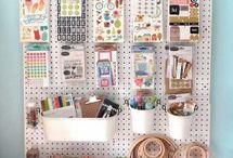 organizer x cucina e bagno