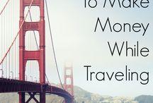 Money-Making While Traveling