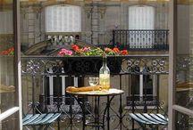 Balcony french