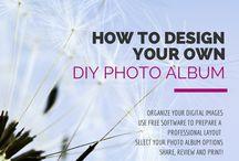 DIY Photo Album Tips
