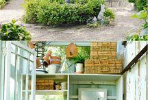 Gorgeous Garden Sheds & Greenhouses