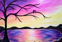 Paint Nite Favs / by Critty Howard