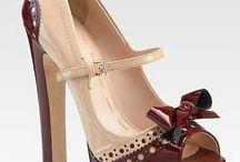 She Said Shoes...