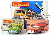 Matchbox die cast / Vintage Matchbox die cast, some of my collection 60s, 70s and 80s with original Box, other current models