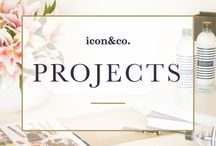 • icon&co Projects • / icon&co work is beautiful and timeless. This is some of that work. Enjoy it and share it, Great ideas are meant to be passed on. See more at www.iconco.ca
