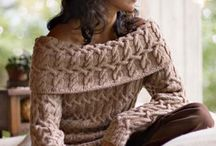 Clothes / Knitted, crocheted, sewn, remade and refashioned clothes