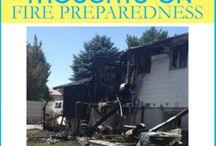 E-Prep:  Evacuation Plans / by Food Storage Made Easy (Jodi and Julie)