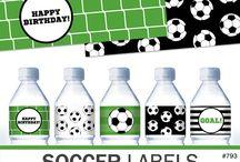 Voetbalfeestje