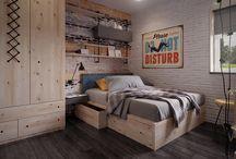 Loft V / Kiev, interior design,loft-style