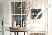 Porch/stoep Ideas