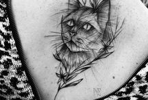 Tattoos for Sketch Style