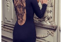 Party Season for Women / Going to a party or event. Wear the perfect outfit to compliment you and feel fabulous!