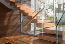 Glass railings / Ideas