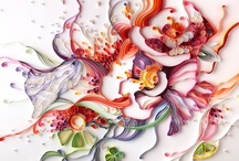 Crafts - Quilling / by Carla Chagas