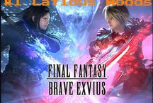 Final Fantasy brave exvius playthrough