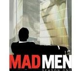Mad Men / I can TOTALLY relate to that era! My gosh, every time I watch that show, it's like reliving the past, when I was a young upstart. Good times... (maybe).